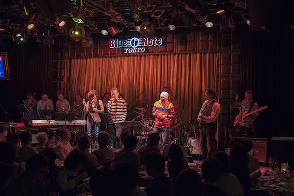 1970年代バンド。創部70周年の記念イベント「THE NALEIO FES. the 70th anniversary of the foundation」にてBLUE NOTE TOKYOに出演。