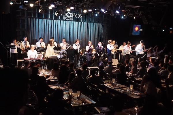 1980年代バンド。創部70周年の記念イベント「THE NALEIO FES. the 70th anniversary of the foundation」にてBLUE NOTE TOKYOに出演。