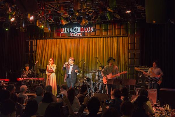 2000年代Aバンド。創部70周年の記念イベント「THE NALEIO FES. the 70th anniversary of the foundation」にてBLUE NOTE TOKYOに出演。