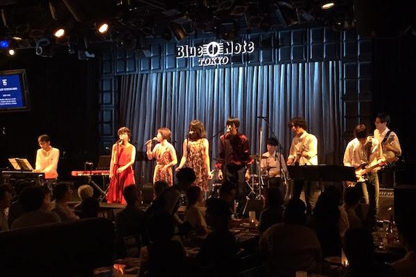 2010年代バンド。創部70周年の記念イベント「THE NALEIO FES. the 70th anniversary of the foundation」にてBLUE NOTE TOKYOに出演。